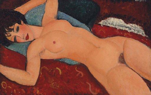 modigliania-reclining-nude uncensored