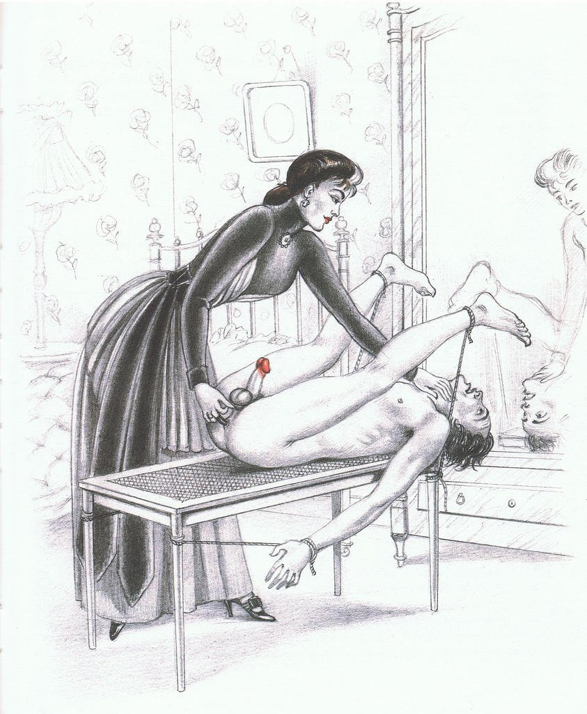 old bdsm erothische massage