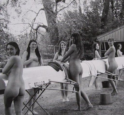 nude women's crew team
