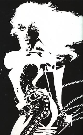 Nancy Callahan in Sin City
