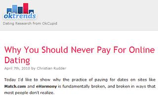 """the practice of paying for dates...is fundamentally broken\"""