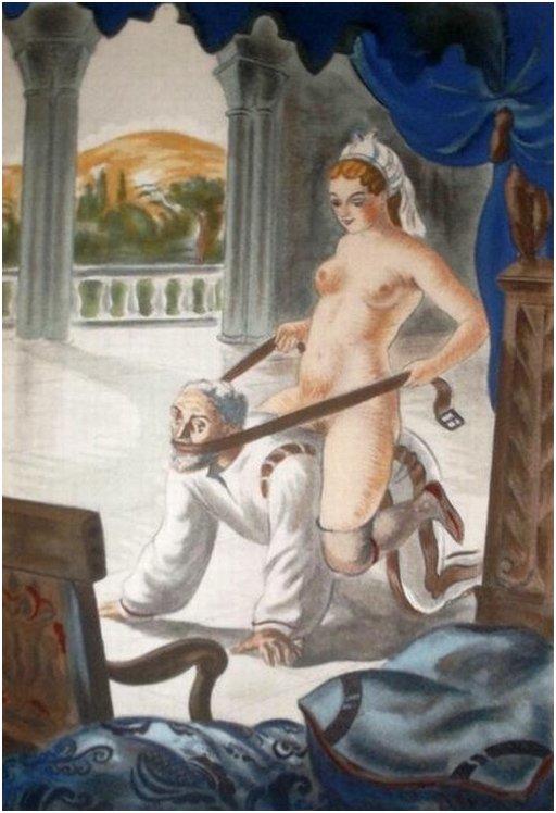 femdom-phyllis-aristotle
