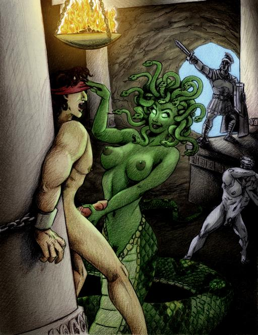 Gorgon\'s Plaything