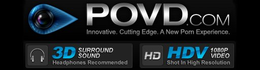 povd.com - HD 1080p video and 3D surround sound