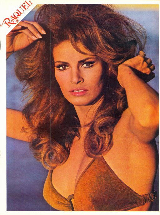 Raquel Welch pictorial - page three swimsuit
