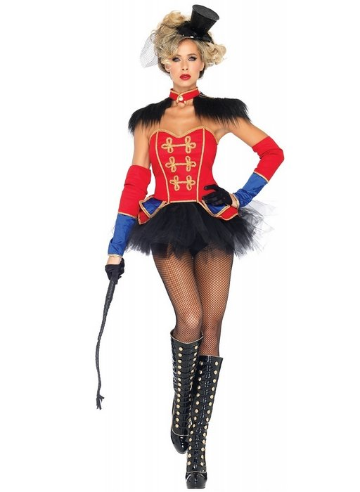 sexy ringmaster costume