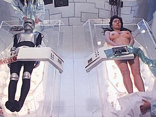 transformation scene in Robotrix