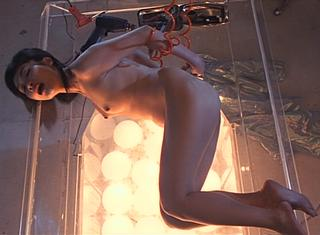 doctor sarah in robot bondage