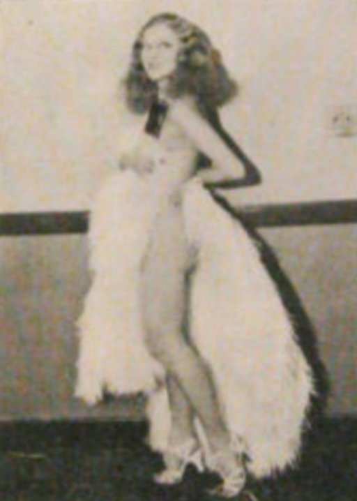 famous fan dancer sally rand