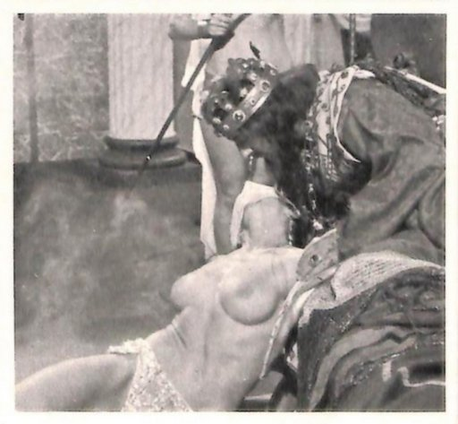 salome pawed by a lecherous herod
