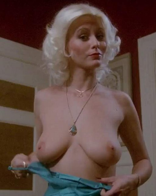 Seka undressing in the 1980 porn movie A Place Beyond Shame