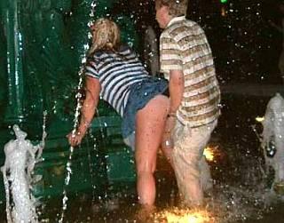 fountain sex