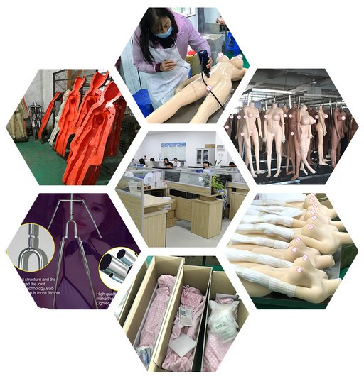 images of factory in China where SEXO loverealdolls manufacturer makes sex doll sex toys for men