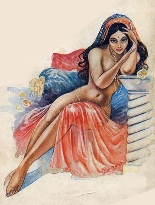 sexy hindu lady