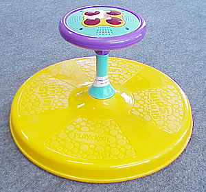 sit and spin