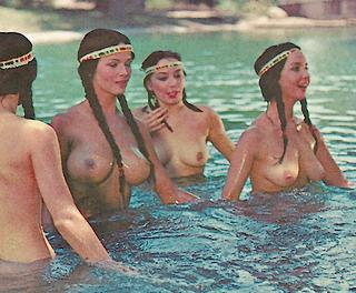 skinny dipping girls