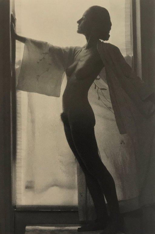 Georgia O'Keeffe nude