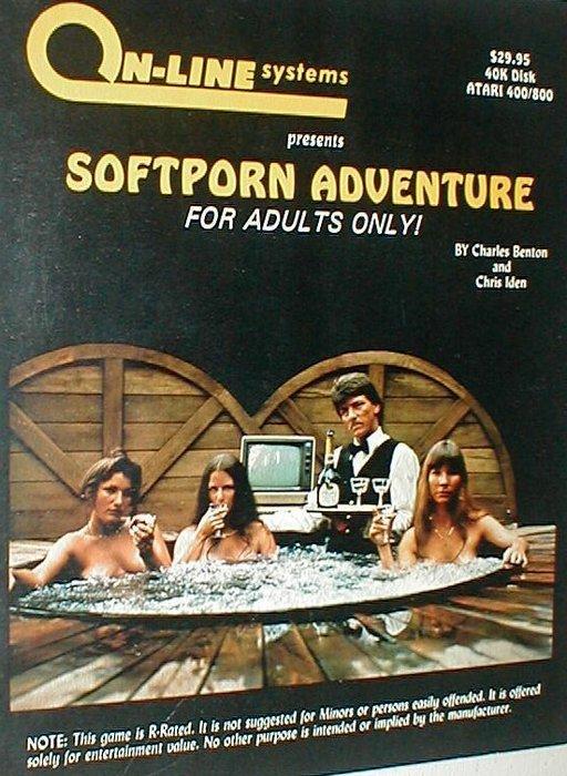 Softporn Adventures 1981 computer porn