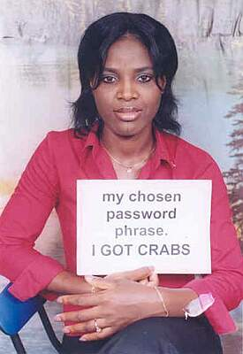 Spammer with Crabs