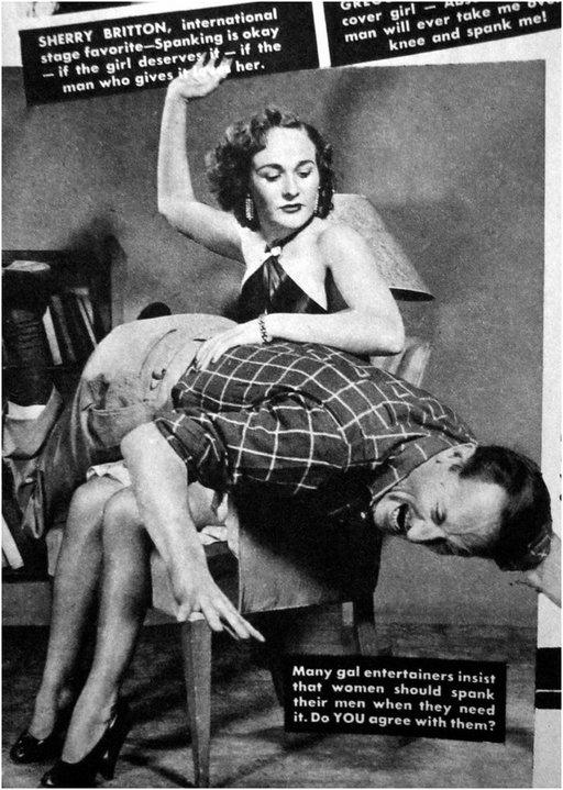 john willie otk spanking