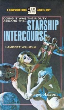 Starship Intercourse cover