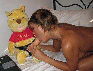 girls love stuffed animals