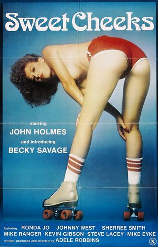 sweet cheeks movie poster
