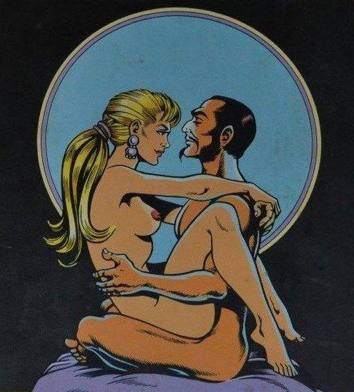 practicing tantric sex