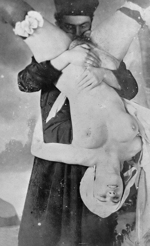 vintage cunillingus photo