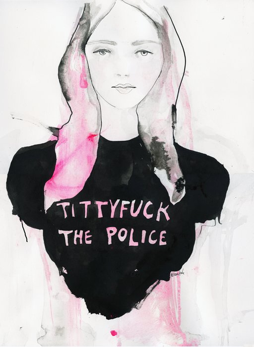 tittyfuck-the-police