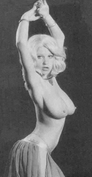 bare-breasted dancer