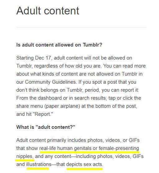 tumblr pornocalypse