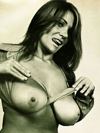 Uschi Digard and her famous breasts
