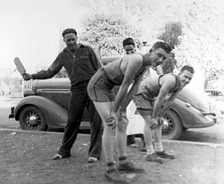 fraternity spanking