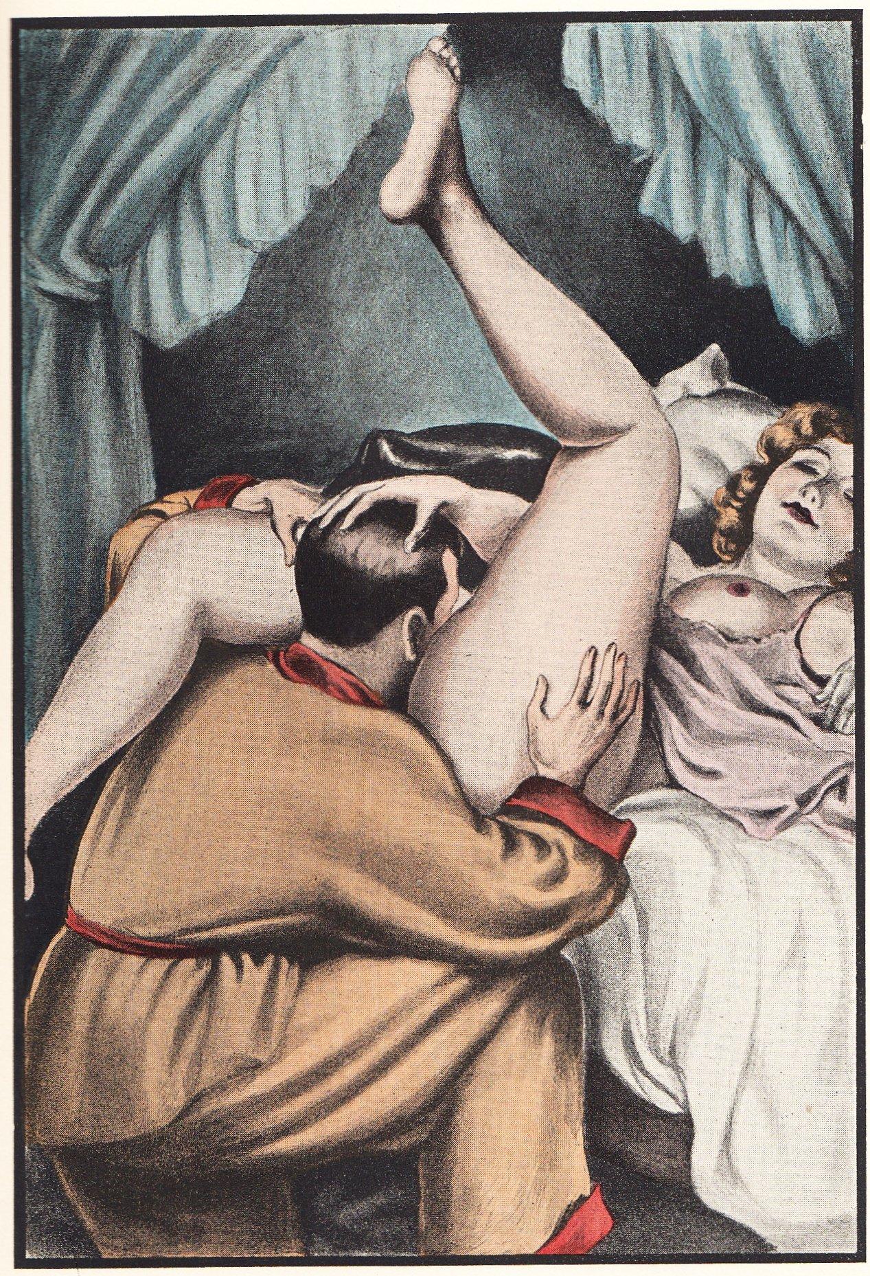 Unidentified vintage sex 2 19301940 - 5 2