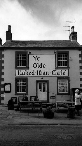 Naked Man Cafe photo