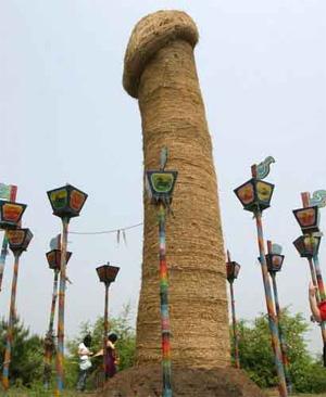 Penis built in China
